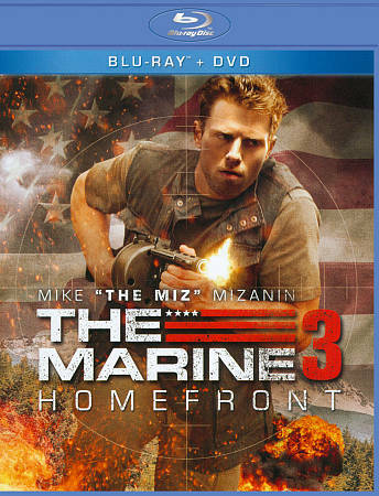 THE MARINES 3: HOMEFRONT BLU RAY NEW SEALED OPERATION GRATITUDE
