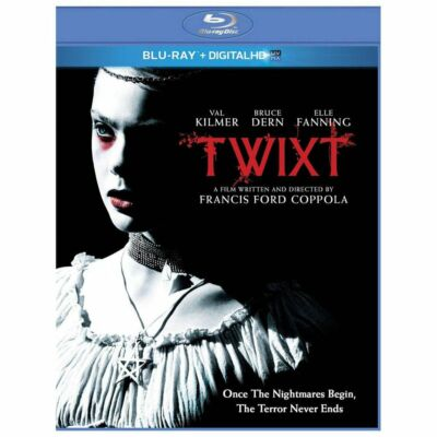 TWIXT VAL KILMER BLU RAY NEW SEALED OPERATION GRATITUDE