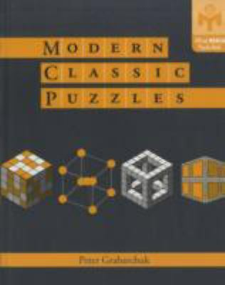 Modern Classic Puzzles (Mensa®) by Grabarchuk, Peter