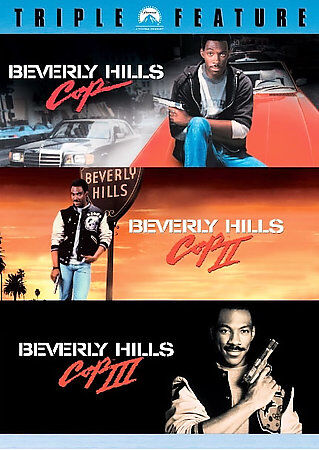 Beverly Hills Cop Collection (Beverly Hills Cop / Beverly Hills Cop II / Beverly