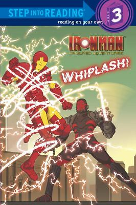 Whiplash! (Marvel: Iron Man) (Step into Reading) by Random House