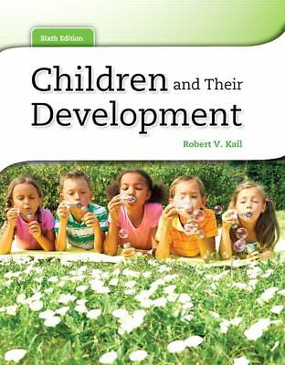 Children and Their Development (6th Edition), Kail, Robert V., Good Book