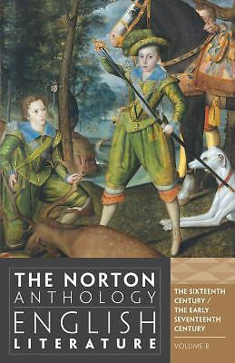 The Norton Anthology of English Literature (Ninth Edition)  (Vol. B) by