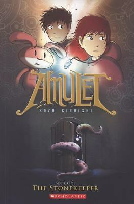 The Stonekeeper (Amulet, Book 1) by Kibuishi, Kazu