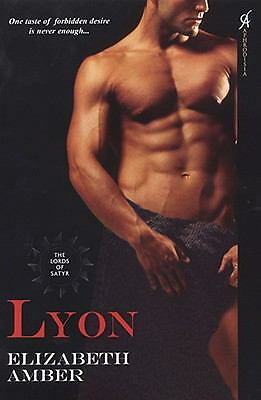 Lyon: Lords Of Satyr by Amber, Elizabeth