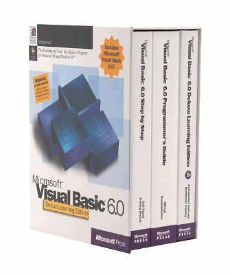 Microsoft Visual Basic 6.0 Deluxe Learning Edition by Microsoft Press