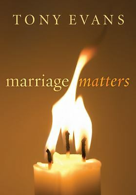 Marriage Matters by Evans, Tony