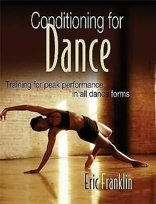 Conditioning for Dance, Eric Franklin, Acceptable Book