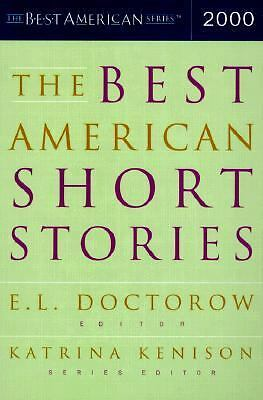 The Best American Short Stories 2000 (The Best American Series) by