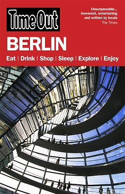 Time Out Berlin (Time Out Guides) by