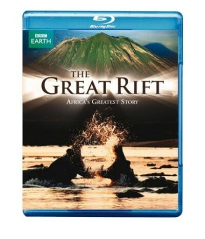 THE GREAT RIFT BLU RAY NEW SEALED OPERATION GRATITUDE