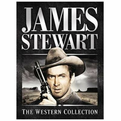 "JAMES ""JIMMY"" STEWART WESTERN COLLECTION DVD NEW SEALED OPERATION GRATITUDE"
