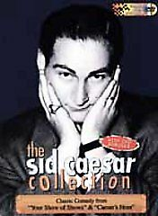 THE SID CAESAR COLLECTION DVD NEW SEALED OPERATION GRATITUDE