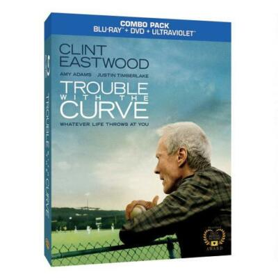 TROUBLE WITH THE CURVE  BLU RAY NEW SEALED OPERATION GRATITUDE