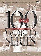 World Series - 100 Years of The World Series (DVD, 2003)
