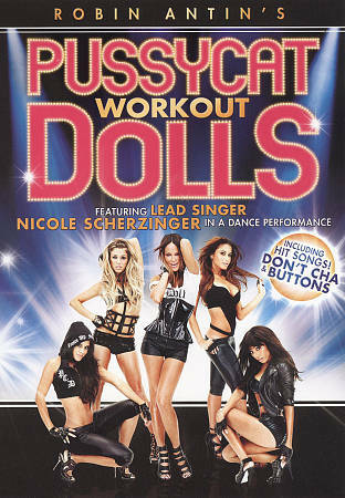 Pussycat Dolls Workout, New DVD, Robin Antin and the Girls from the Pussycat Dol