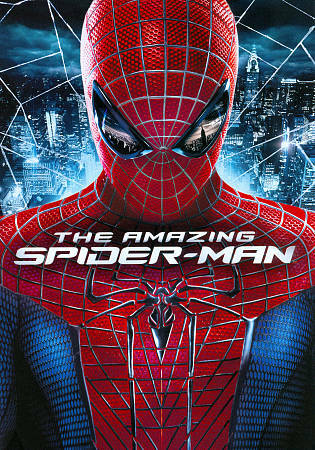 The Amazing Spider-Man (DVD Only) by Andrew Garfield, Emma Stone, Rhys Ifans, D