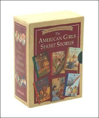 The American Girls Short Stories, Connie Porter, Acceptable Book