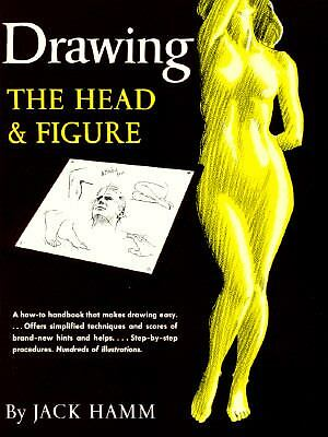 Drawing the Head and Figure, Jack Hamm, Good Book