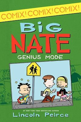 Big Nate: Genius Mode by Peirce, Lincoln