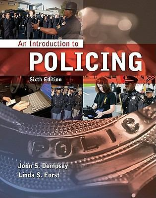 An Introduction to Policing, Forst, Linda S., Dempsey, John S., Acceptable Book