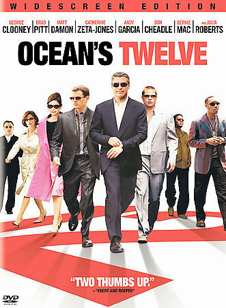 Oceans 12 and Oceans 13 by