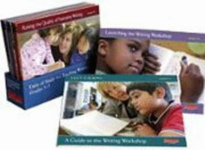 Units of Study for Teaching Writing, Grades 3-5 by Calkins et al