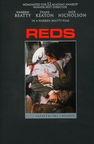 Reds (Special 25th Aniversary Edition), Good DVD, Warren Beatty, Diane Keaton, J