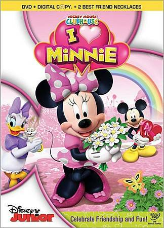 Mickey Mouse Clubhouse: I Heart Minnie by