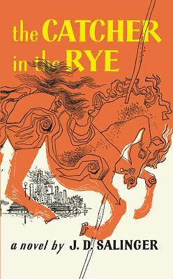 The Catcher in the Rye, J.D. Salinger, Good Book