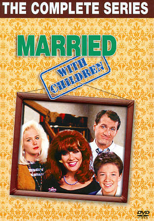 MARRIED WITH CHILDREN COMPLETE SERIES DVD NEW SEALED OPERATION GRATITUDE