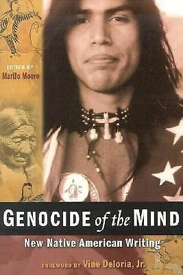 Genocide of the Mind: New Native American Writing (Nation Books) by
