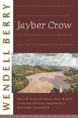 Jayber Crow by Berry, Wendell