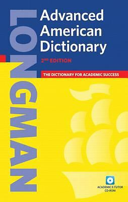 Longman Advanced American Dictionary, 2nd Edition (Book & CD-ROM) by