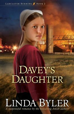 Davey's Daughter: A suspenseful romance by the bestselling Amish author! (Lancas