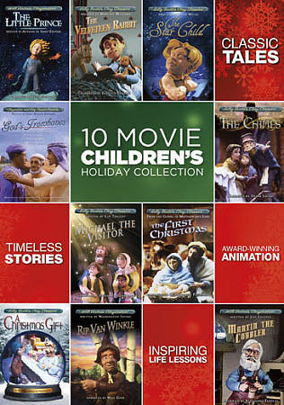 10-Movie Children's Holiday Collection (The Little Prince / The Velveteen Rabbit
