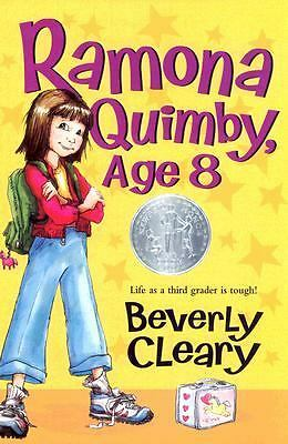 Ramona Quimby, Age 8 (Avon Camelot Books), Beverly Cleary, Good Book