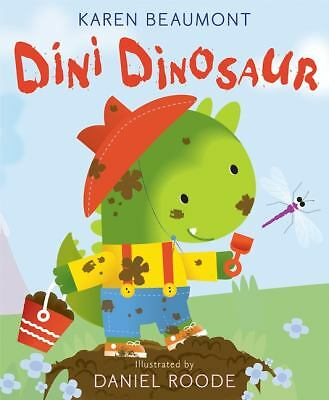 Dini Dinosaur by Beaumont, Karen