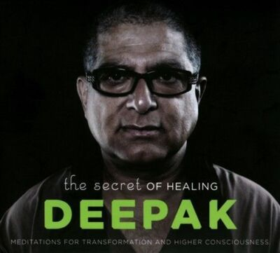 The Secret of Healing: Meditations for Transformation and Higher Consciousness