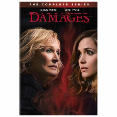 DAMAGES THE COMPLETE SERIES DVD NEW SEALED OPERATION GRATITUDE
