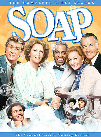 SOAP COMPLETE FIRST SEASON  DVD NEW SEALED OPERATION GRATITUDE