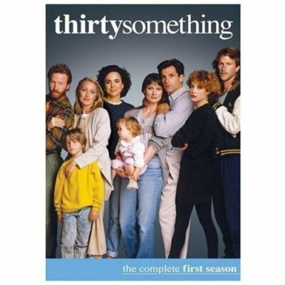 THIRTY SOMETHING COMPLETE FIRST SEASON DVD NEW SEALED OPERATION GRATITUDE