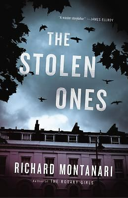 The Stolen Ones (Byrne and Balzano), Montanari, Richard, Good Book