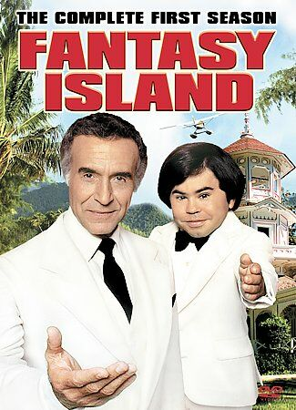 FANTASY ISLAND COMPLETE FIRST SEASON DVD NEW SEALED OPERATION GRATITUDE