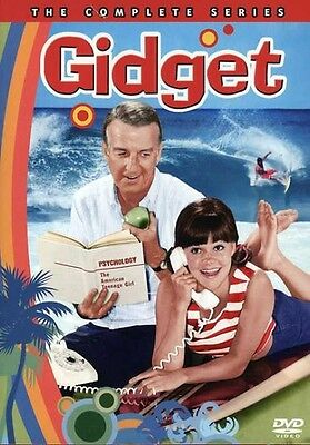 GIDGET THE COMPLETE SERIES SALLY FIELD DVD NEW SEALED OPERATION GRATITUDE