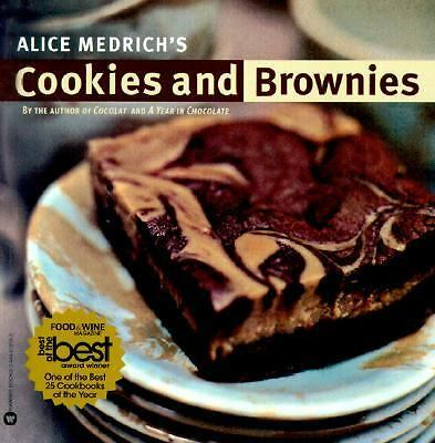 Alice Medrich's Cookies and Brownies by Medrich, Alice