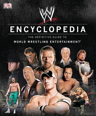 WWE Encyclopedia - The Definitive Guide to World Wrestling Entertainment, Kevin
