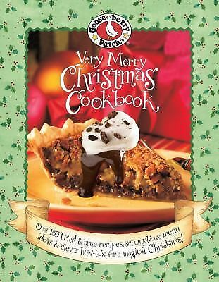 Very Merry Christmas Cookbook (Gooseberry Patch), Editors Of Gooseberry Patch, G