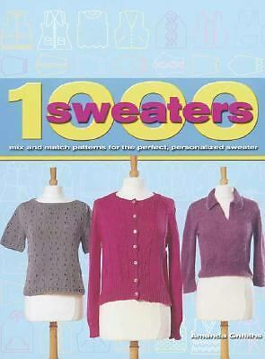 1000 Sweaters, Griffiths, Amanda, Crowfoot, Jane, Good Book