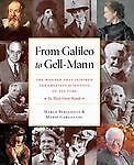 From Galileo to Gell-Mann: The Wonder that Inspired the Greatest Scientists of